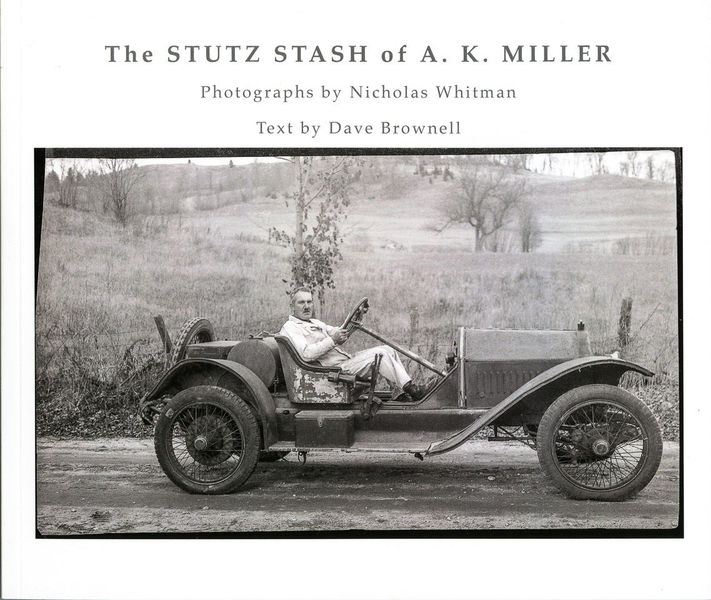 The Stutz Stash of A. K. Miller