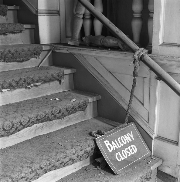 Balcony Closed