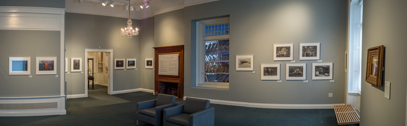 After Ryder, Whaling Museum Gallery, wide view